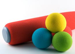 Coloured Foams