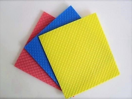 cellulose sponge cloths