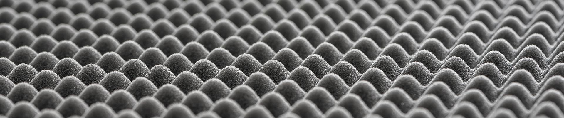 Soundproofing Foam Texture