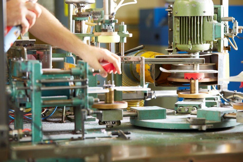 checking foam manufacturing machines