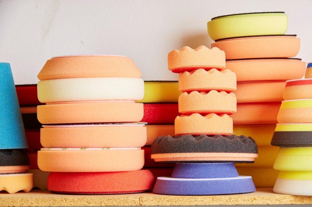 foam buffing pads