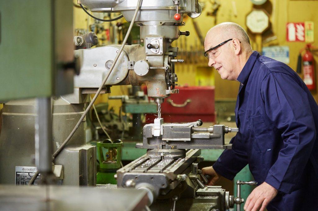 traditional foam machining