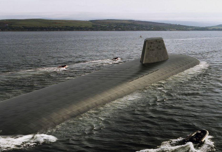 Dreadnought submarine